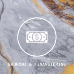 Ekonomi och finansiering
