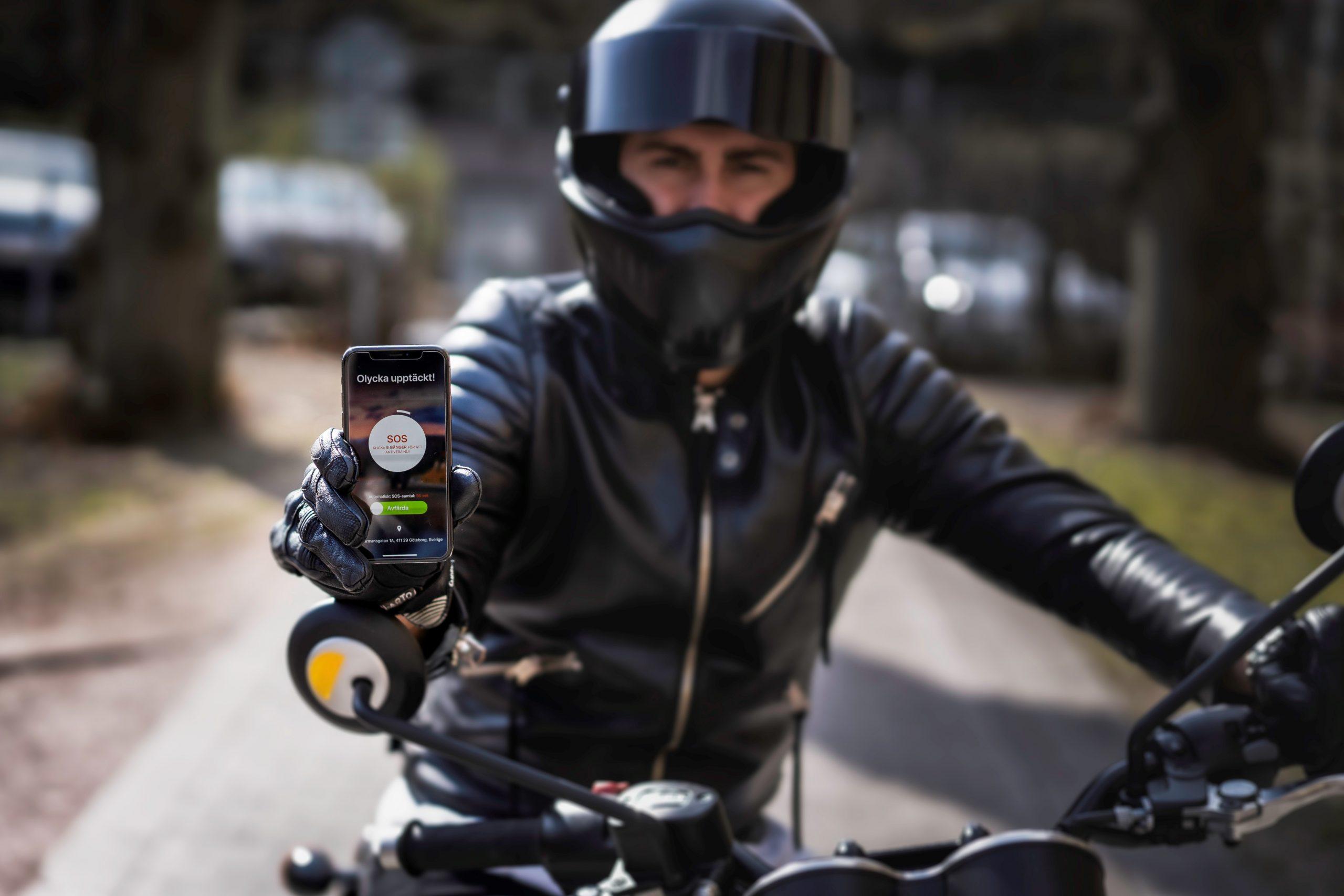 Yuncture investerar i Detecht – Motorcyklisternas app!